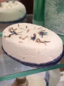 T'eo Deodorant Bar from Lush